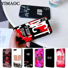 NCT 127 Kpop Boy group Silicone Case for iPhone 5 5S 6 6S Plus 7 8 11 Pro X XS Max XR