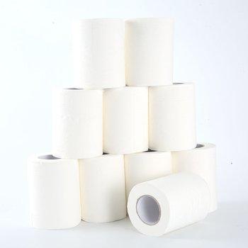 Strona główna kąpiel papier toaletowy papier restauracja Hotel papier rolkowy papier toaletowy do użytku domowego papier toaletowy z drewna podstawowego papier toaletowy 10 rolek tanie i dobre opinie Aichun as shown Virgin wood pulp paper towels support Primary wood pulp no fragrance