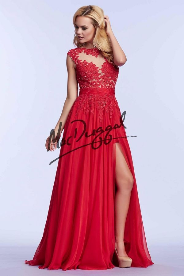 2015 Elegant Jewel Neck Lace Applique Sash Formal Gowns A Line Sleeveless Chiffon Sexy Long Open Back Evening Prom Dresses 2014