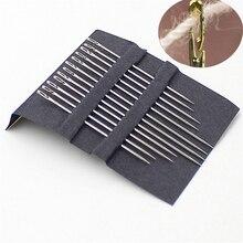 A04 Ассорти 12 шт. Self Threading Иглы Ручные Швейные Иглы Главная Бытовая Инструменты