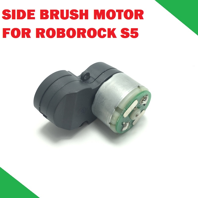 Original Robot Vacuum Cleaner Spare Parts Side Brush GearBox Motor Assembly For XIAOMI Roborock S50 S51 Xiaowa C10 E20 E25 E35