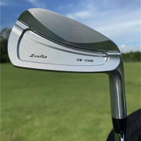 2020   Zodia  SV-C101  forged  CNC carbon  golf  iron head  driver wood  wedge  putter