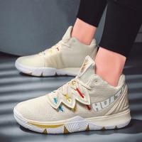 Casual Shoes Couple Sneakers Men Women Vulcanized Shoes Unisex Beige Lace Up Hombre Basket Walking Trainers Cotton Fabric
