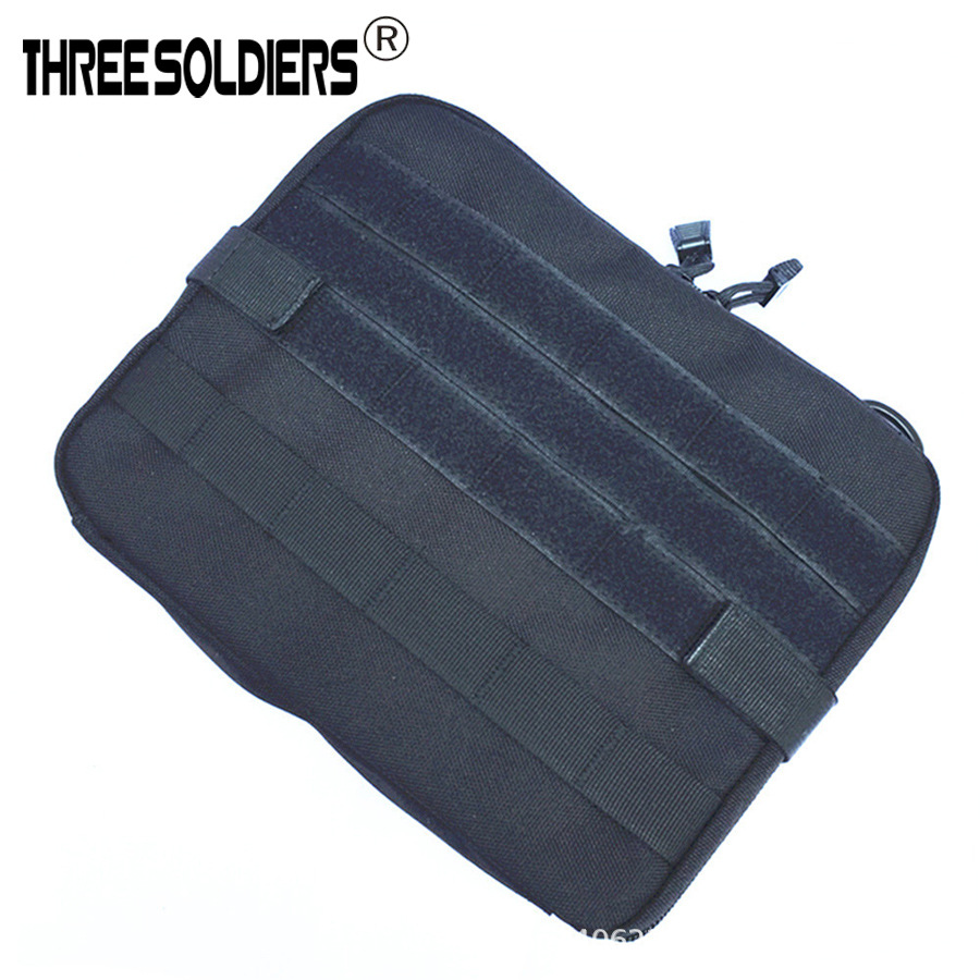 New Style Tactical Molle Medical Kit Army Fans Multi-functional Sundry Bag Outdoor Hiking Travel Wash Bag