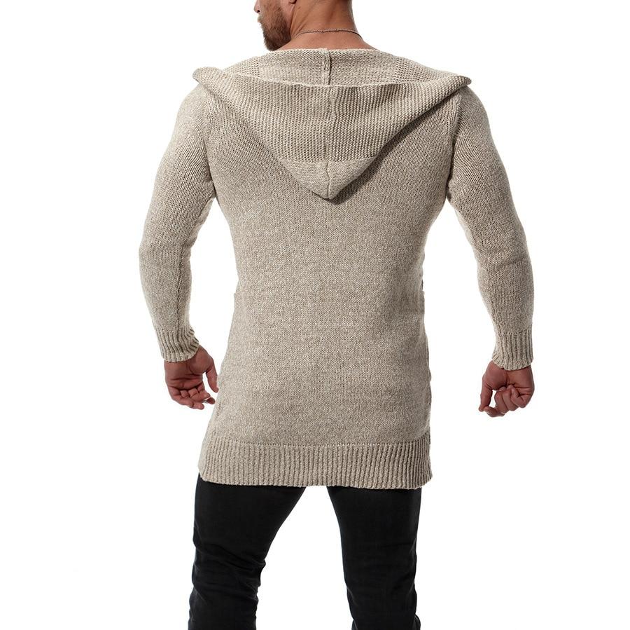 Autumn Casual Men's Sweater O-Neck Striped Slim Fit Knittwear Men Sweaters