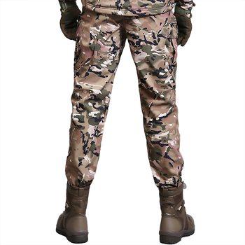 Nowe zimowe męskie sporty outdoorowe wiatroszczelne spodnie spodnie do wędrówek pieszych spodnie na zewnątrz Camping piesze wycieczki wspinaczka wędkarstwo górskie spodnie tanie i dobre opinie Przycisk fly CN (pochodzenie) CASHMERE Poliester Pasuje prawda na wymiar weź swój normalny rozmiar WindStopper Hiking Pants