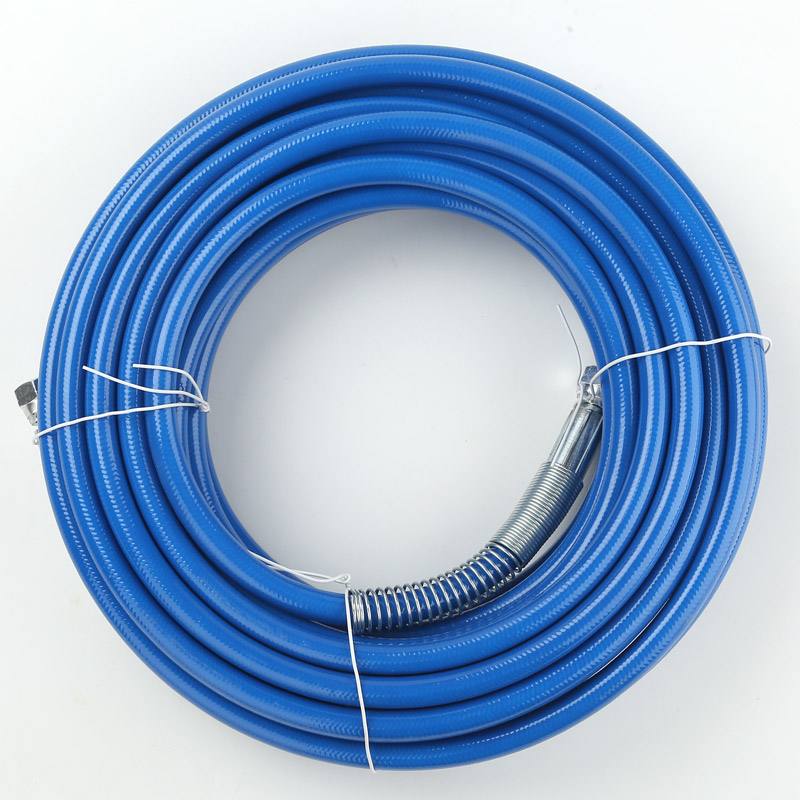 30m 20m 15m 13m 10M Spray Hose Airless Hose 3600PSI 1 4 connect High Pressure Pipe Airless Sprayer Paint Hose For Sprayer Gun