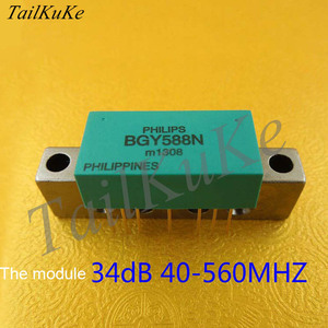 Image 2 - BGY588N Cable TV Amplifier Module BGY588C Gain 34dB 550MHZ