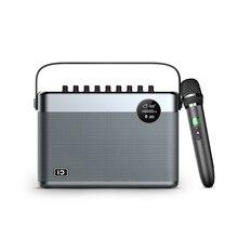 Объемный стереоинструмент 3D, Hi Fi динамик Echo, высокое качество, 60 Вт, динамик для караоке