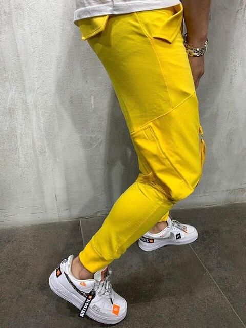 MARKA KRALI-Pantalones de chándal divertidos para Hombre, ropa de calle para correr, entrenamiento de Hip-Hop 3