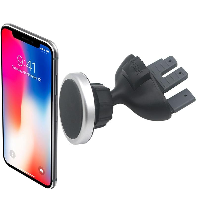 Магнитный держатель для смартфонов iPhone 11 Pro XS X Max
