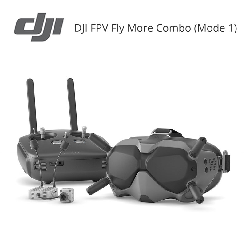 DJI FPV expérience Combo système FPV vol FPV plus Combo latence inférieure HD 720p 120fps résolution 4km plage de transmission maximale