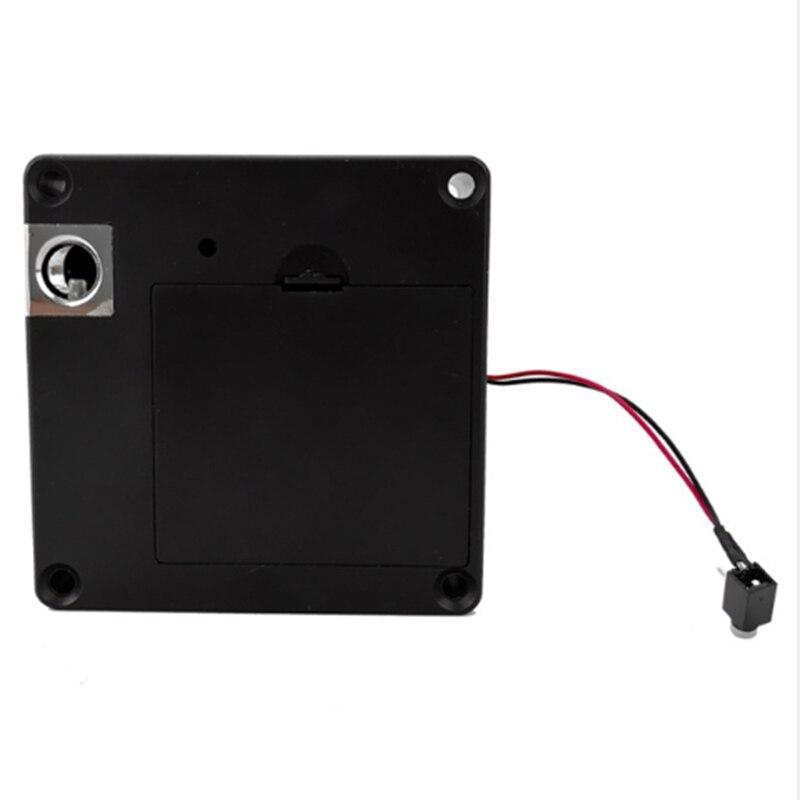 Invisible RFID Lock Intelligent Sensor Smart Cabinet Lock Locker Wardrobe Shoe Cabinet Drawer Door Lock Electronic Dark Lock Wit