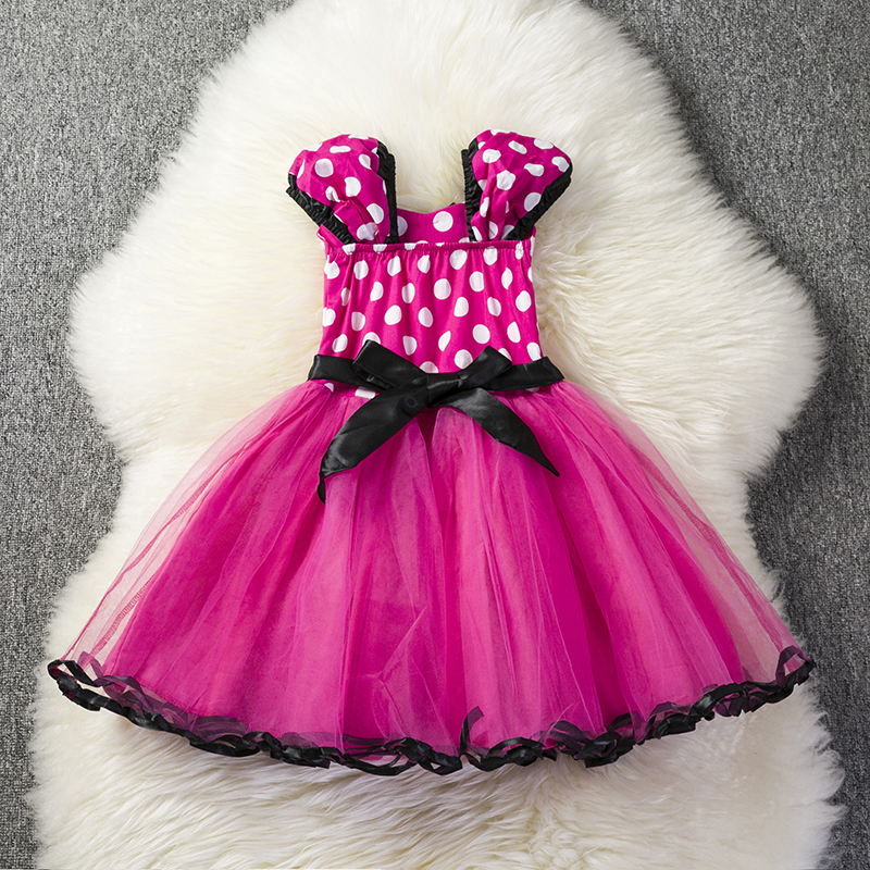 He08a051144ac47509a6e50d6e7247adfI Lace Little Princess Dresses Summer Solid Sleeveless Tulle Tutu Dresses For Girls 2 3 4 5 6 Years Clothes Party Pageant Vestidos