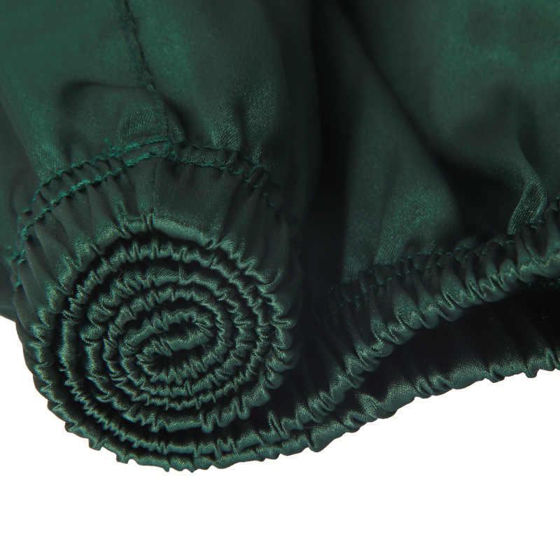 SP & CITY 7 шт. шелковые текстуры мультфильм девушки Аватар женский пижамный комплект женский домашний комплект мягкая ночная рубашка удобный Топ Милая повязка на голову