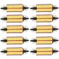 C10W C5W светодиодный лампы типа фестон 31 мм 36 мм/39 мм/41 мм супер яркий 4014 Canbus Error Free авто Интерьер Doom лампы освещение для чтения в машине