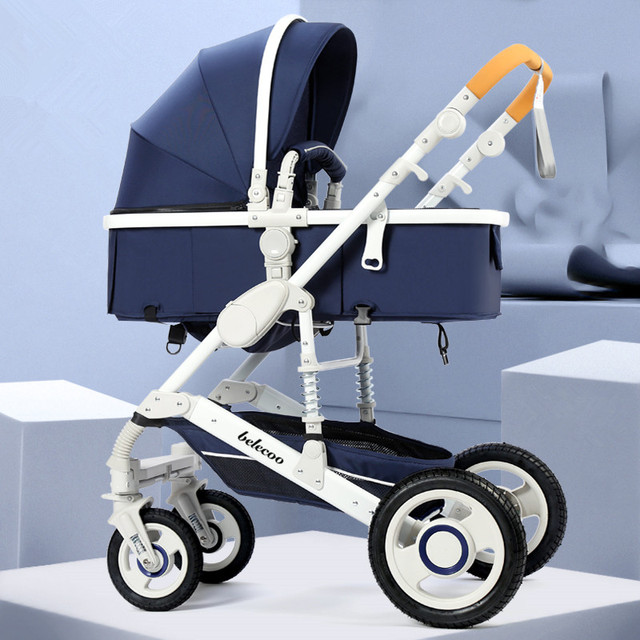 Adjustable Kereta Dorong Bayi 3 in 1 6