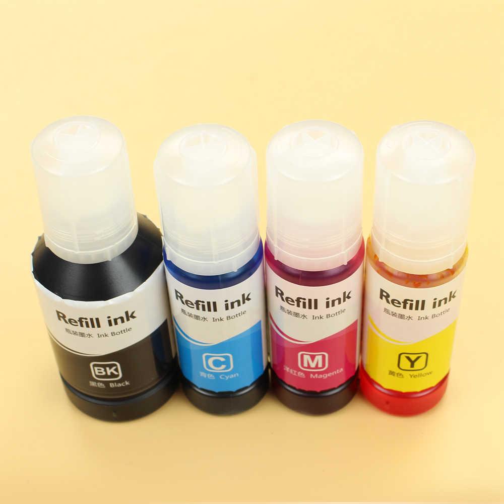 101 001 리필 잉크 키트 엡손 L4150 L4160 L6160 L6170 L6190 안료 염료 잉크 4150 4160 6160 6170 6190 프린터