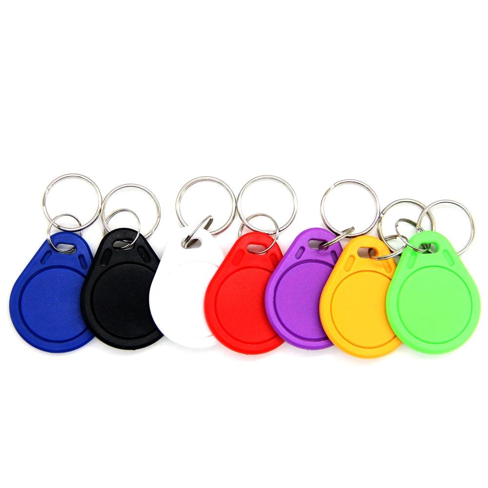 key fob rfid 5 key fobs