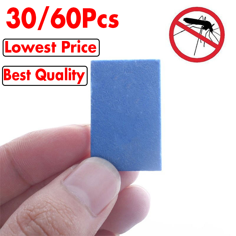 30pcs/Lot Scented Mosquito Repellent Tablet Anti Mosquito Pest Repeller No Toxic Pest Reject Insect Killer Pest Control
