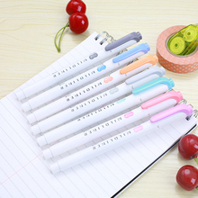Japanese Zebra Marker Pen Mild Liner Double Headed Highlighter Office School Stationery Supply Scribble Rawing Pens