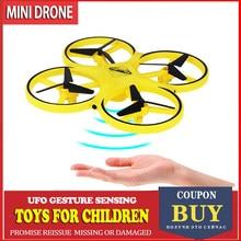 Racing mini drone rc helicóptero voar, bola de brinquedo rc aeronaves de indução, quadrocopter, multicopter, gesto, ufo, smartwatch, brinquedos rc