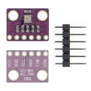 Image 5 - 100PCS GY BME280 3,3 präzision höhenmesser luftdruck BME280 sensor modul