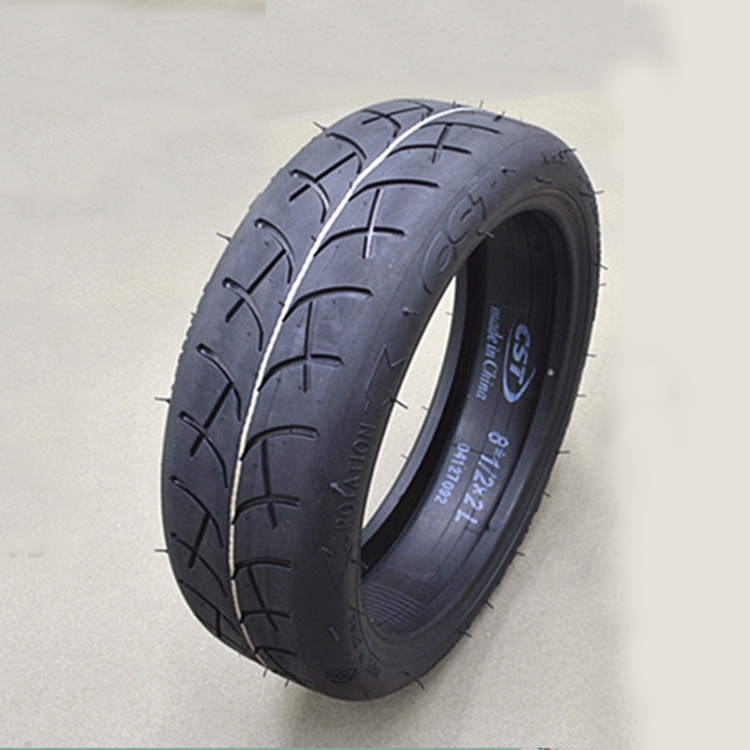 Upgraded Outer Tire Inflatable Tyre 8 1/2X2 Tube for Xiaomi Mijia M365 Electric Scooter Tire Replacement Inner Tube Accessories