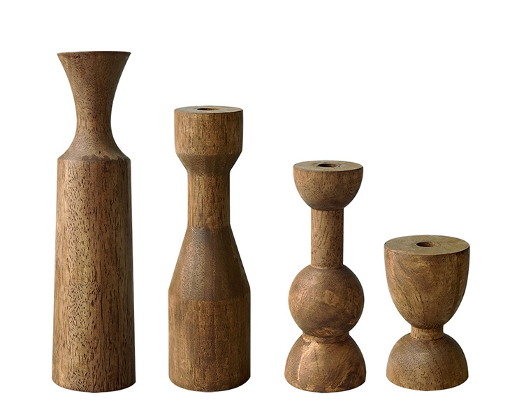 Wood-Candle-Holders-Centerpieces-Ornament-Korean-Vintage-Candlestick-Candles-Holder-Party-Christmas-Halloween-Home-Decoration-019