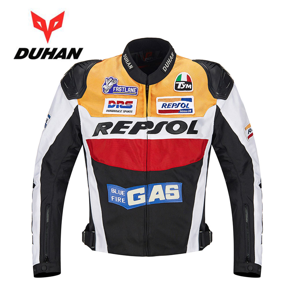 DUHAN personalized MOTO jacket D VS03 Motorcycle Riding Wear Jackets Locomotive Knight equipment clothing clothes Oxford cloth|motorcycle riding|moto jacketmotorcycle duhan - title=