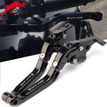 Für Yamaha MT09 MT 09 TRACER MT 09 2015 2020 Motorrad Zubehör Bremse Kupplung Hebel Erweiterbar Einstellbare Handbremse Lenker