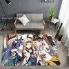 Azur Lane Floor Carpet Cartoon Anime Doormats 3D Print Kids Bedroom Area Mats For Living Room Floor Mat Home Textile Decoration