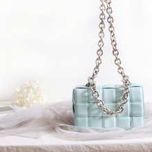 Genuine Leather Bags for Women 2020 NEW Big Chains Crossbody