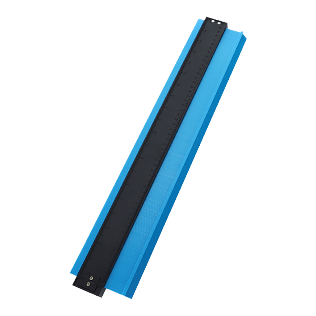 20 Inch Abs Plastic Contour Replica Replicator Circular Frame Contour Measurement Tool Bricklayer Tile Cutting Mold Aid #10