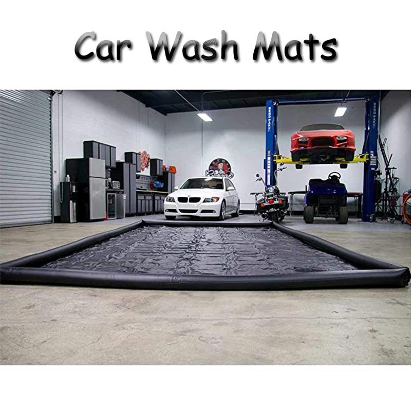Portable Inflatable Garage Floor