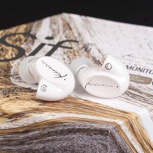 Image 4 - AK Kinera SIF dynamique lecteur dans loreille écouteurs écouteurs HIFI DJ moniteur écouteurs en cours dexécution Sport bouchon doreille casque bouchon avec MMCX