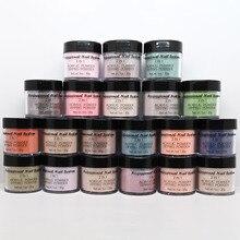 20Jars (1ounce/jar) Nail Art  3 in 1 Acrylic & Dipping Powder (Pigment & Glitter) Dip Nail Art Powder Acrylic French Kit Shimmer