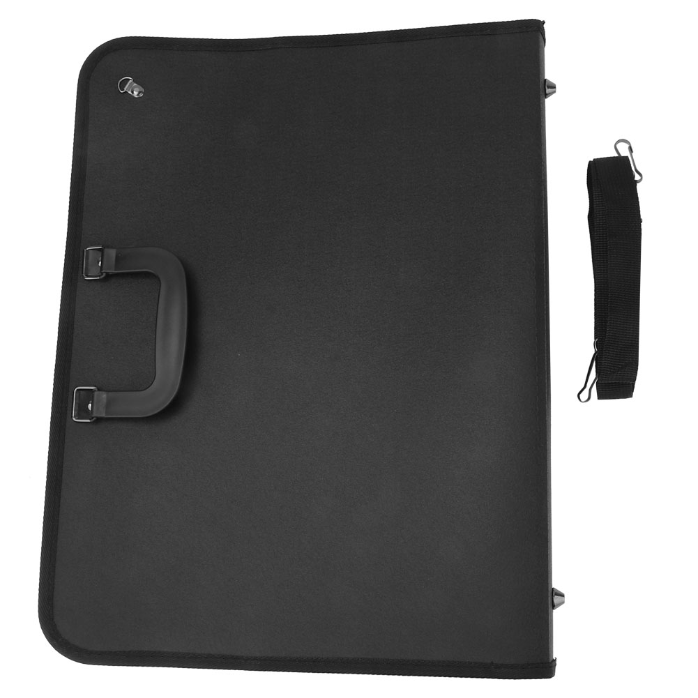 Portable Large Capacity File Document Bag A3 Drawing Sketch Board Storage Painting Plate Bags Carry Case​​ Free Shipping