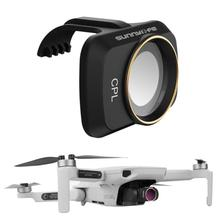 ตัวกรอง CPL เลนส์กล้อง Polarizer Filter สำหรับ DJI Mavic MINI อุปกรณ์เสริมกล้องเลนส์กรองสำหรับ Mavic MINI Dropshipping