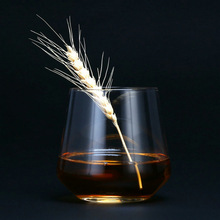 20pcs 30cm Wheat Fruit Cocktail Pick Stick Mini Decorative Small Straw For Cocktail Drink