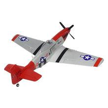 Горячая Распродажа Hookll P51 V2 EPO 1200 мм размах крыльев RC самолет фиксированный комплект крыла/PNP RC игрушки для детей Подарки для мальчиков