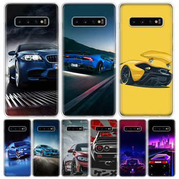 fashion bmw M3 Phone Case For Samsung Galaxy S20 Ultra Plus S6 S7 S8 S9 S10 NOTE8 NOTE9 NOTE10 J4 J6 Plus Edge Lite Hot Fashion image