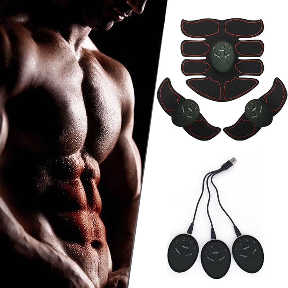 Abs and Arms Stimulator Muscle Device 2