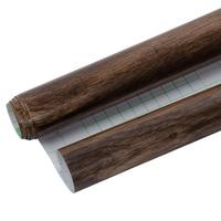 SUNICE Self Adhesive Paper Furniture Decorative Wood Grain Decoration Film/Waterproof Table Chair Kitchen Cabinet Renovation