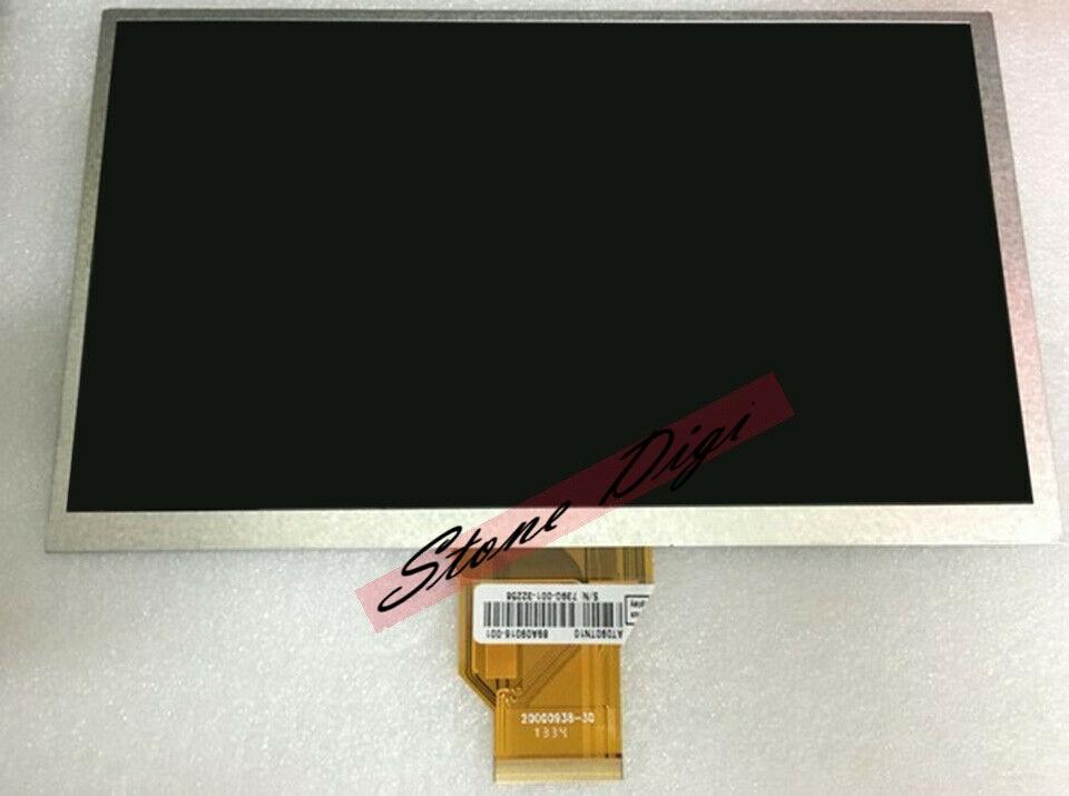 Frete grátis at090tn10 9 polegada painel de tela lcd para tablet pc gps mp4 mp5 800*480
