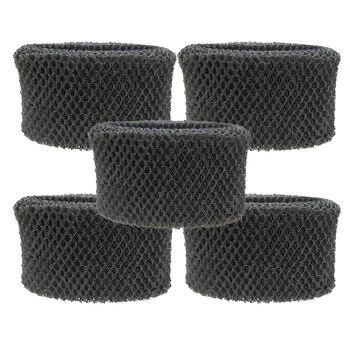 black Air Humidifier Filters Adsorb Bacteria And Scale For Philips HU4803 HU4811 HU4813 HU4801 HU4802 Humidifie увлажнитель воздуха philips hu4802
