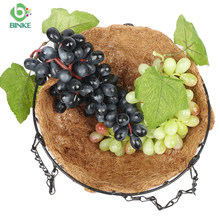 Artificial Fruit Grape High Simulation EP Material Low Price Sale Berry Decor Diy Home Decoration Accessories New Factory