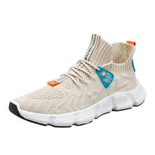 Mens Sneakers Casual Mesh Breathable Male shoes for mens Height Increase Shoes Masculino Adulto Fashion Zapatos De Hombre