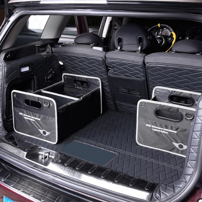 Folding Car Trunk Storage Bag For SUV Trucks