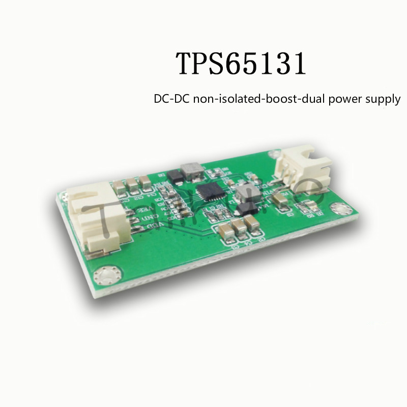 2pcs Tps65131 Module Dc-dc Non-isolated-boost-double Power Supply High Efficiency Boost